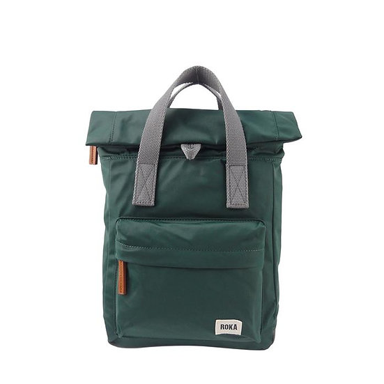 ROKA LONDON BAG CANFIELD B SMALL PINE