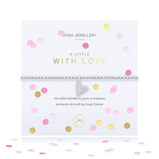 Confetti A Little With Love Bracelet