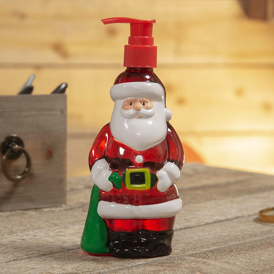 Hand Soap Father Christmas