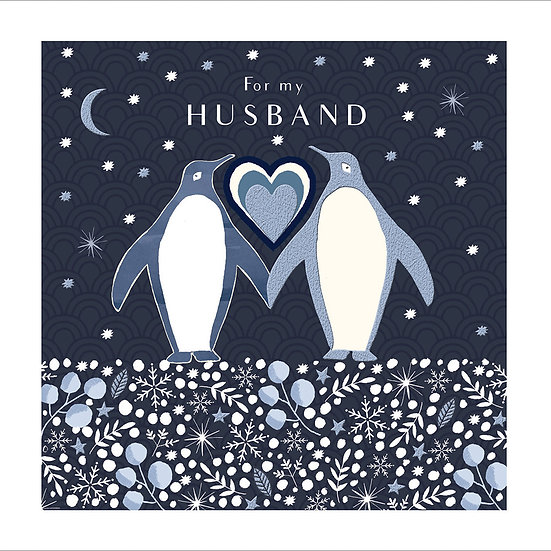 Husband- Penguins