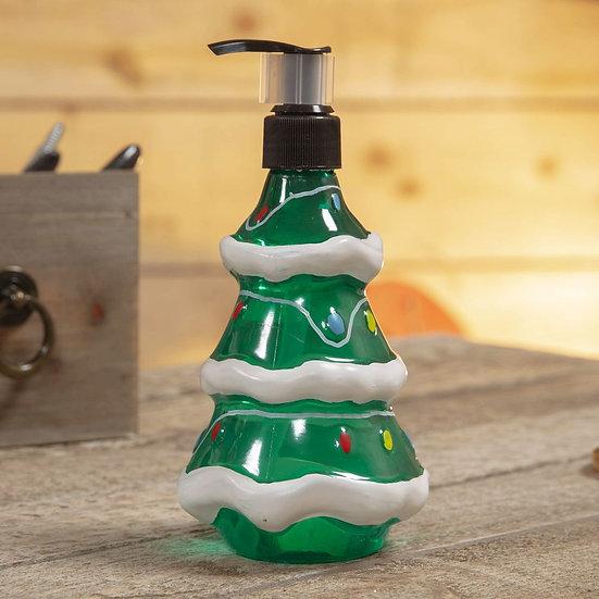 Christmas Tree Hand Soap