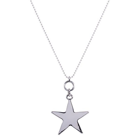 D&X  Star Pendant Necklace