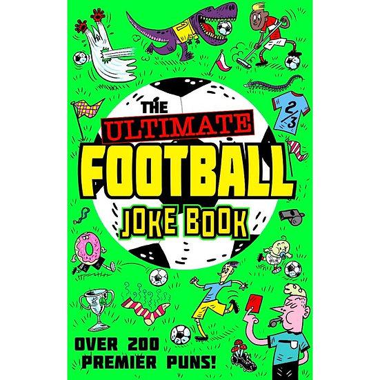 The Ultimate Football Jokes Book