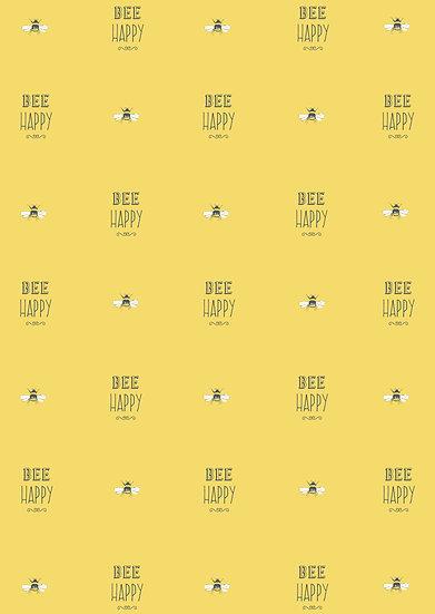 Bee Happy Tea Towels