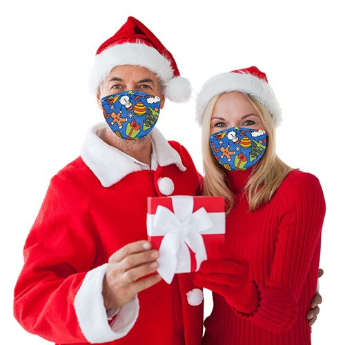 Christmas Face Mask Sweets