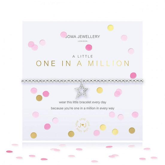 Confetti A Little One in a Million Bracelet