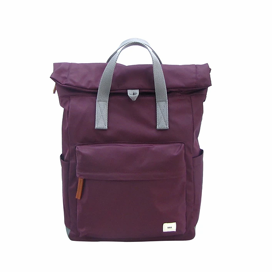 ROKA LONDON BAG CANFIELD B MEDIUM PLUM