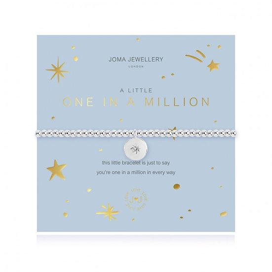 A Little One In a Million Bracelet