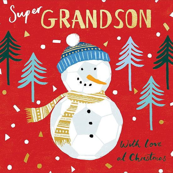 Grandson Super Grandson