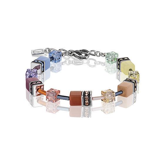 Coeur de Lion GEOcube Bracelet 2838/30/1542
