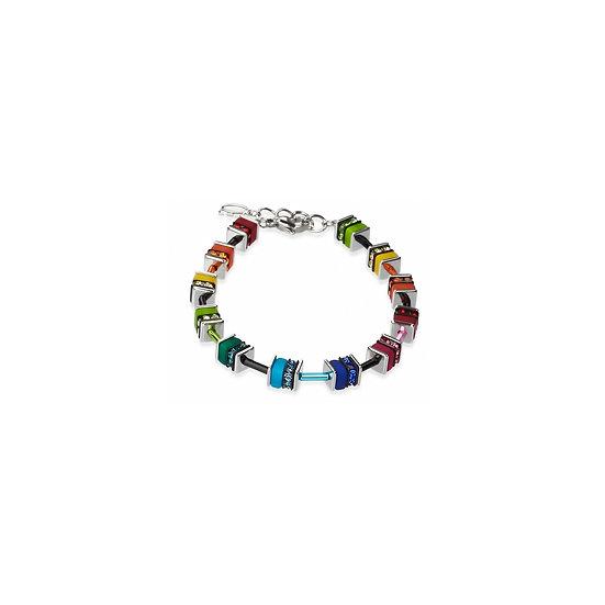 Coeur de Lion GEOcube Bracelet 4409/30/1500