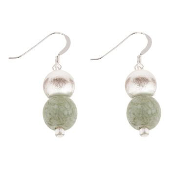 Carrie Elspeth Moss Mottles Earrings