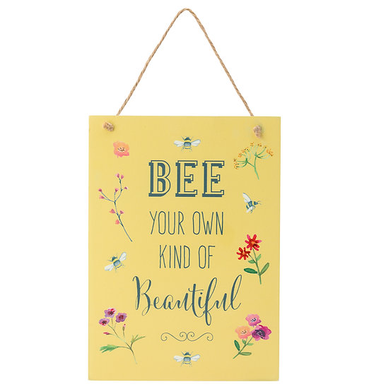 Bee Plaque