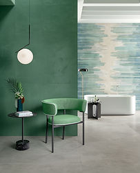 Prism_Brush Decor wall 500x1200mm with Emerald wall 1.jpg