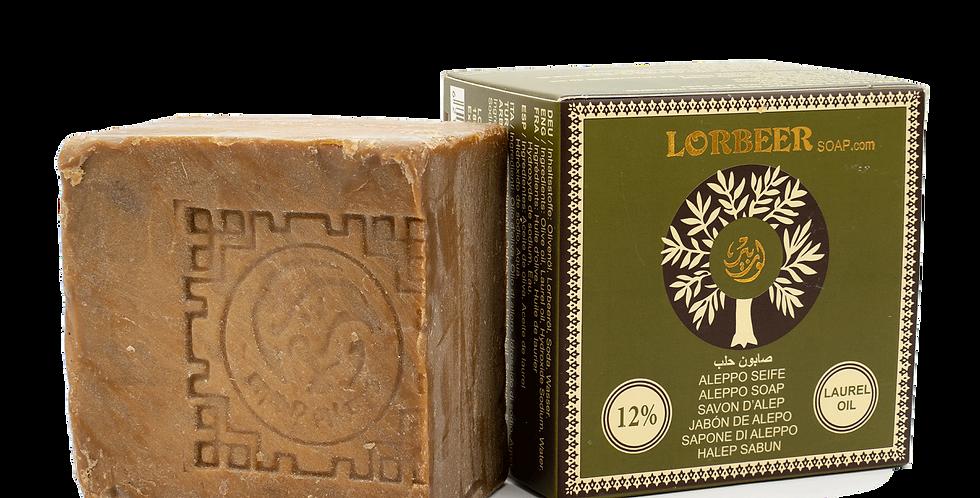 Lorbeer 12% laurel oil Soap
