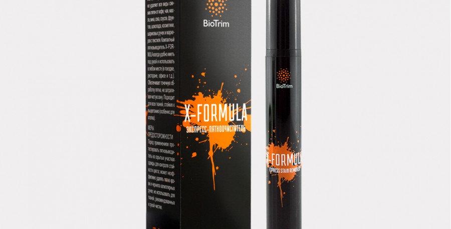 EXPRESS STAIN CLEANER BIOTRIM X-FORMULA