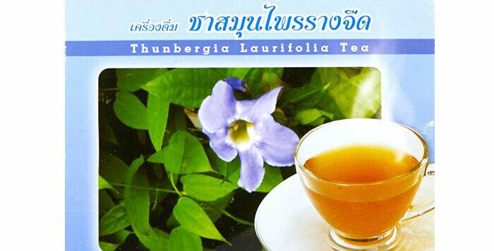 Dr. Green 100% Natural Organic Tea Tunbergia laurel