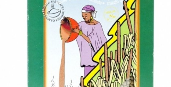 WiiW Araw Fonde Farine de Mil gros Grain