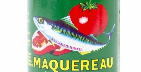 Geisha Mackerel in Tomato Sauce