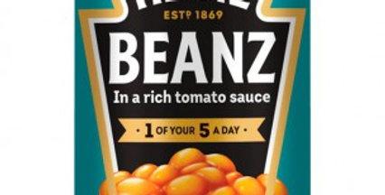 Heinz Beanz  in Rich Tomato Sauce