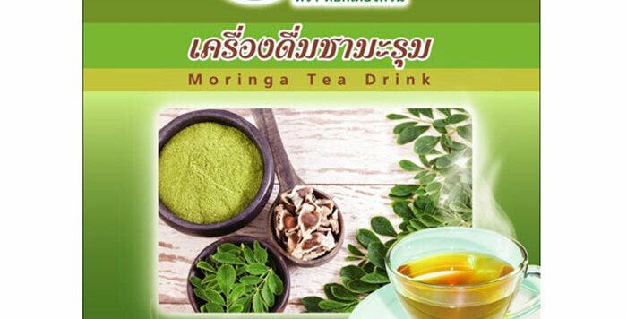 Dr. Green 100% Natural Organic Tea Moringa / Lack of Trace