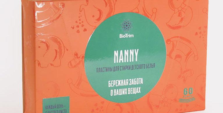 BIOTRIM NANNY BABY WASH PLATES