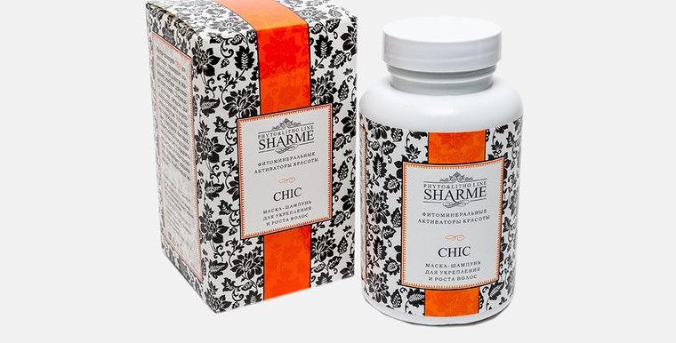 SHARME CHIC SHAMPOO MASK