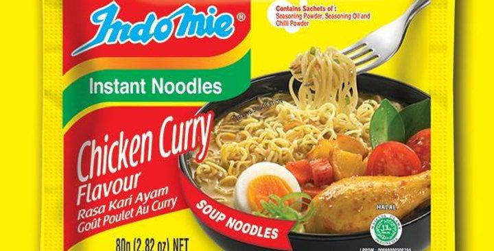 Indomie Instant Noodles Chicken Curry Flavour