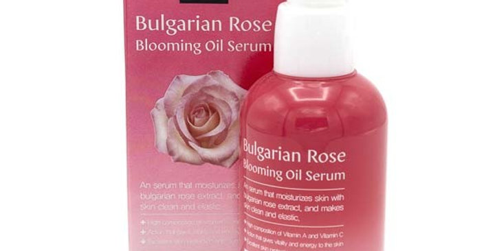 Farm stay Bulgarian Rose Blooming Oil Serum