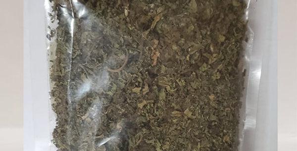 Traditional Food Africa Ugu Leaves Dry