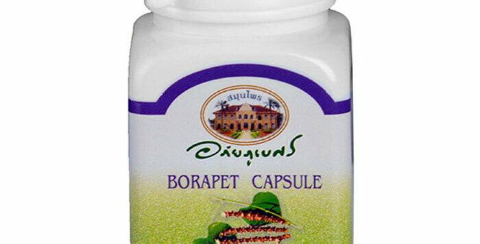 Royal Hospital Abhaibhubejhr Borapet (Tinospora) / Antibacterial Antiviral
