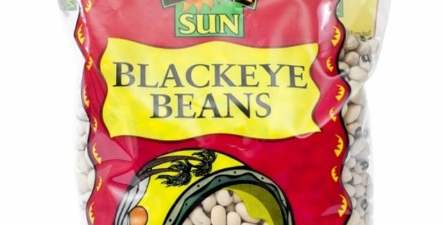 Tropical Sun Black Eye Beans