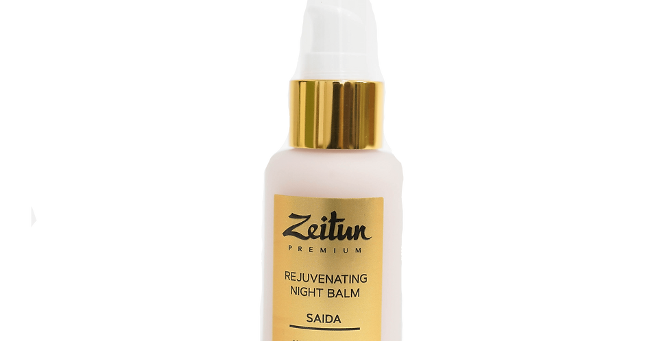 Zeitun Rejuvenating Night Balm