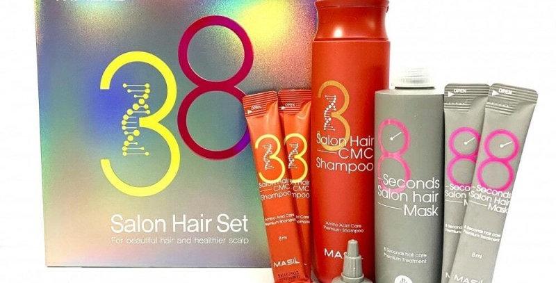 Masil 38 Salon Hair Set
