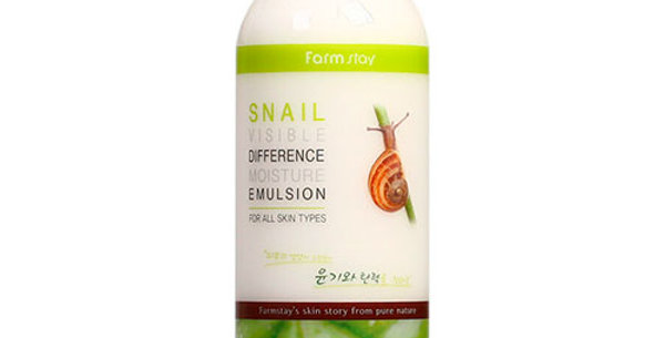 FARM STAY Visible Difference Moisture Toner Snail