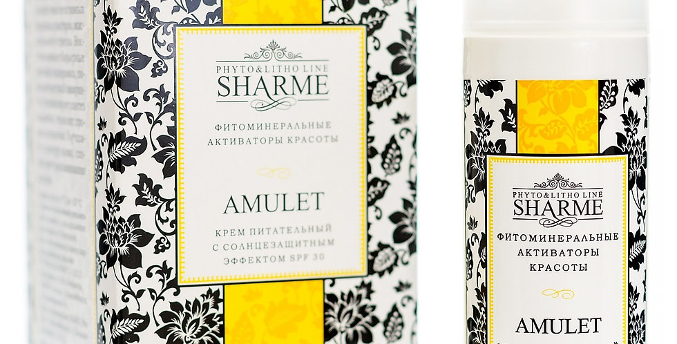SHARME AMULET CREAM NUTRITIOUS WITH SUNSCREEN EFFECT SPF 30