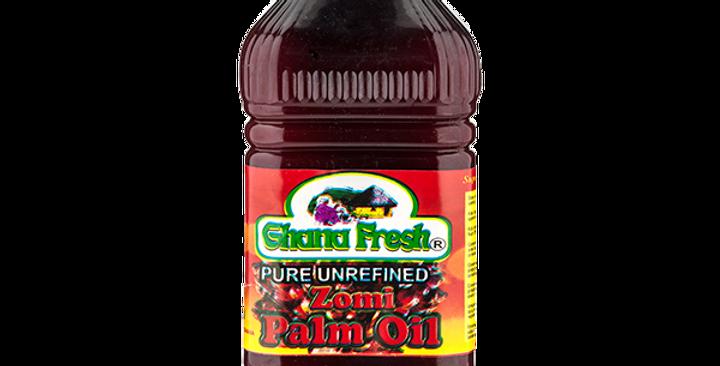 Ghana fresh Palmoil 100%Vegan