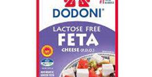 DODONI LACTOSE FREE FETA CHEESE