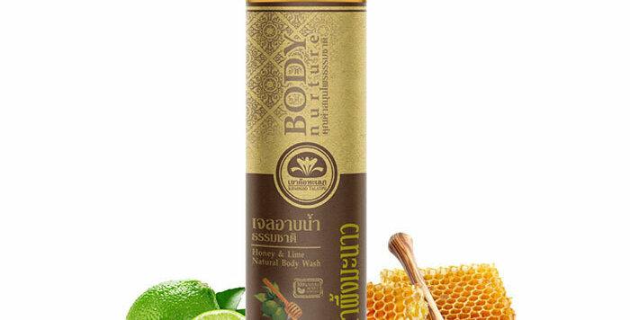 Khaokho Talaypu Shower Gel with Honey and Lime