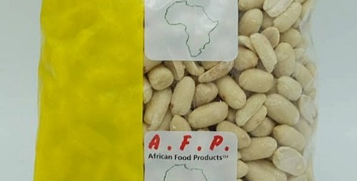 AFP Unroasted Peanuts without skin