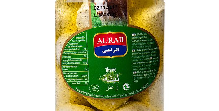 Al Raii Labneh Balls with Thyme