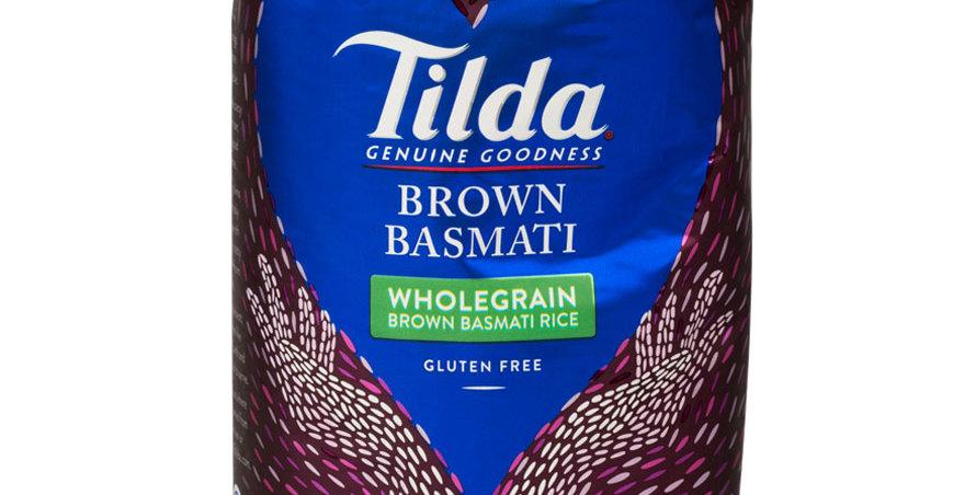 Tilda Brown Basmati Rice GLUTEN FREE