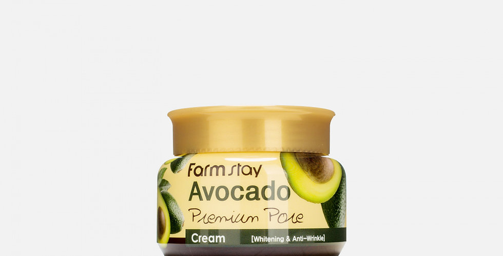 FARM STAY Avocado Premium Pore Cream