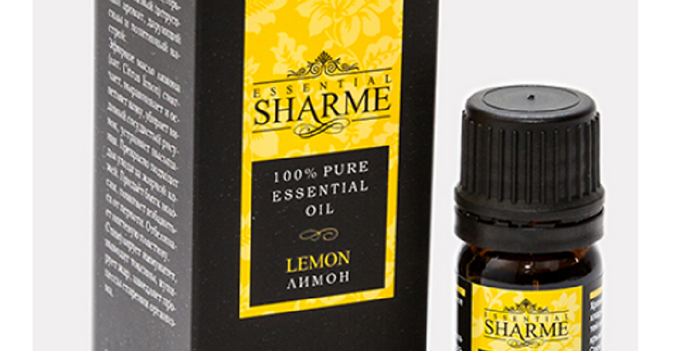 SHARME ESSENTIAL LEMON ESSENTIAL OIL