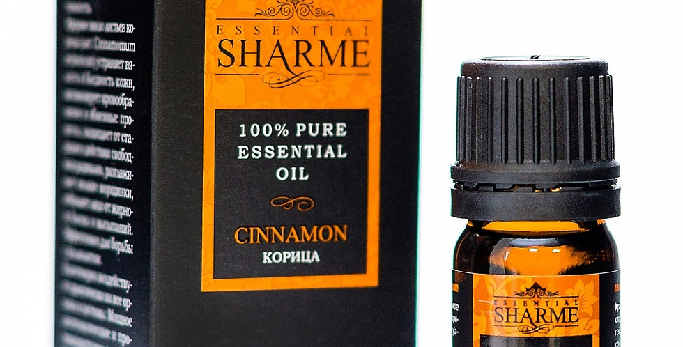 SHARME ESSENTIAL CINNAMON ESSENTIAL OIL