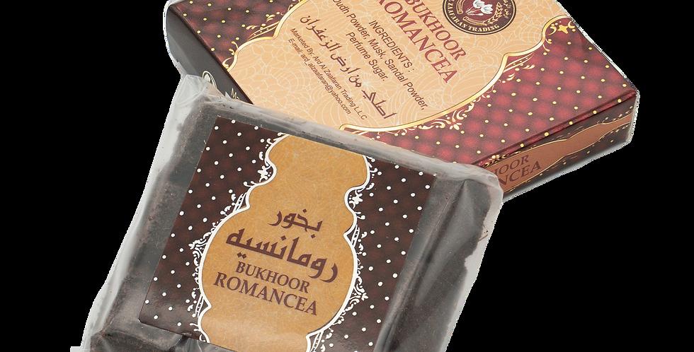Ard al zaafaran Bakhur- Romancea