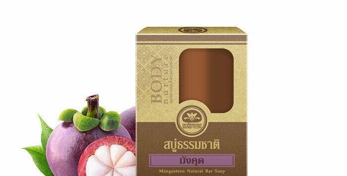 Khaokho Talaypu Mangostin Natural Organic Soap,Against pigmentation.