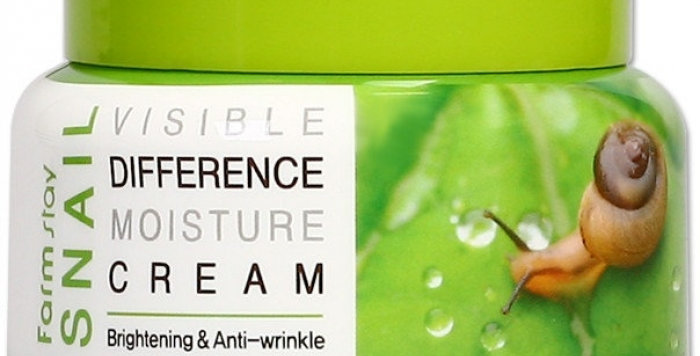 FARM STAY  Visible Difference Moisture Cream Snail