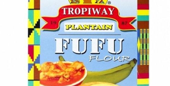 Tropiway Plantain Fufu Flour