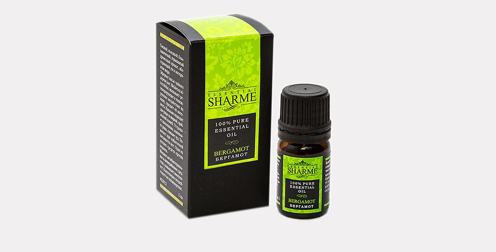 SHARME ESSENTIAL BERGAMOT ESSENTIAL OIL
